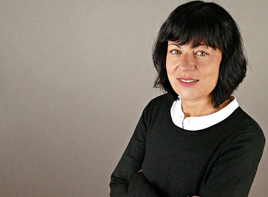 Porträt Katrin Vinogradov