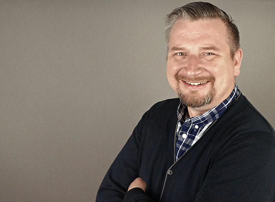 Porträt Oliver Uzunkol